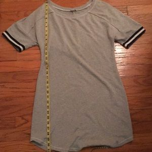 Splendid Dresses - BNWT Splendid Striped Sleeve Tee Dress XS